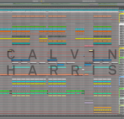 Calvin Harris - Bounce Ableton Remake