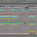 Calvin Harris – Bounce Ableton Remake Screenshot 3