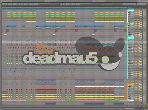 Deadmau5 - Ghosts N Stuff Ableton Remake