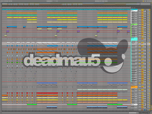 Ableton templates of Deadmau5 - Ghosts N Stuff