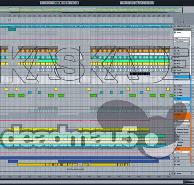 Deadmau5 & Kaskade - I Remember Ableton Remake