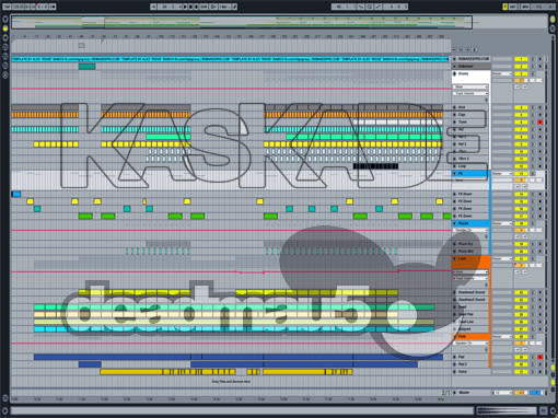 Ableton templates of Deadmau5 & Kaskade - I Remember