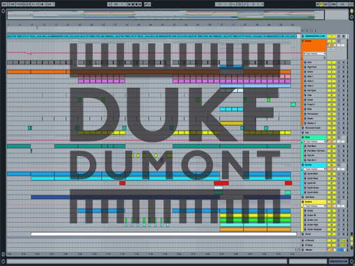 Duke Dumont - Ocean Drive Ableton Remake