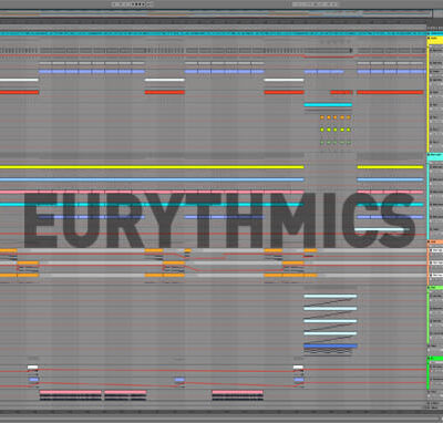Eurythmics - Sweet Dreams Ableton Remake