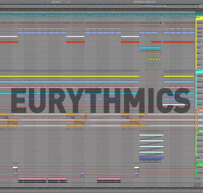 Eurythmics - Sweet Dreams Ableton Remake