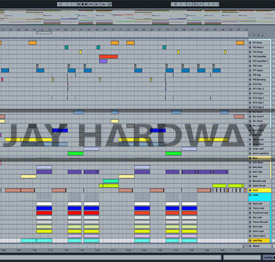 Jay Hardway - Wake Up Ableton Remake