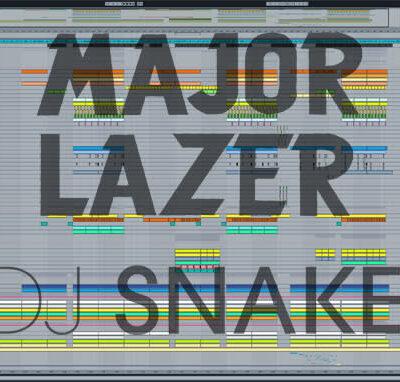 Major Lazer & DJ Snake - Lean On Ableton Remake