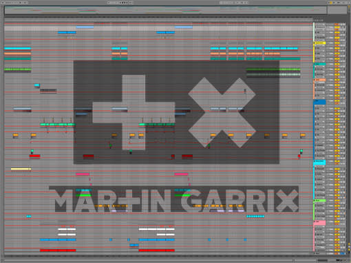 Martin Garrix - Animals Ableton Remake
