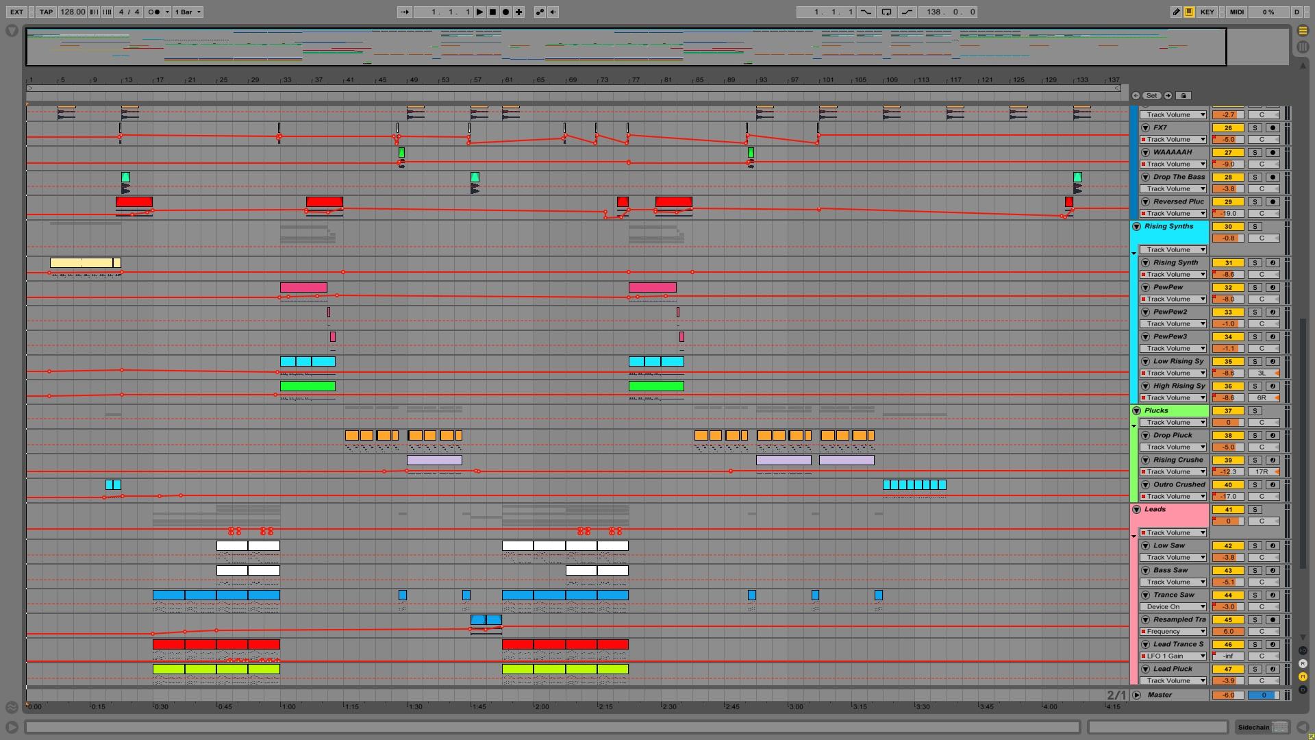Martin Garrix – Animals / Remake [Ableton Live]