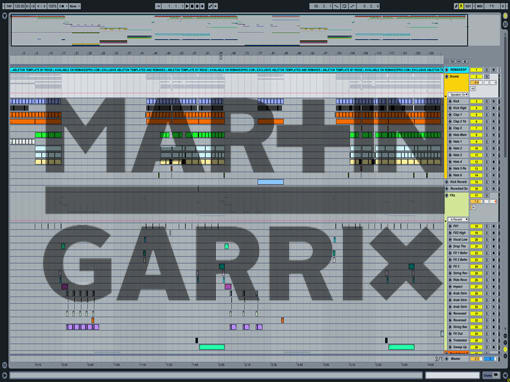 Martin Garrix feat. Justin Mylo & Mesto - Bouncybob Ableton Remake