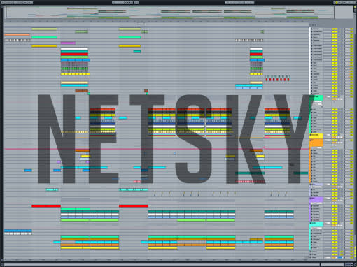 Ableton templates of Netsky - Rio
