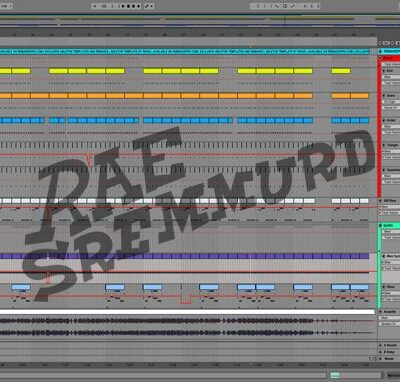 Rae Sremmurd - Black Beatles Ableton Remake