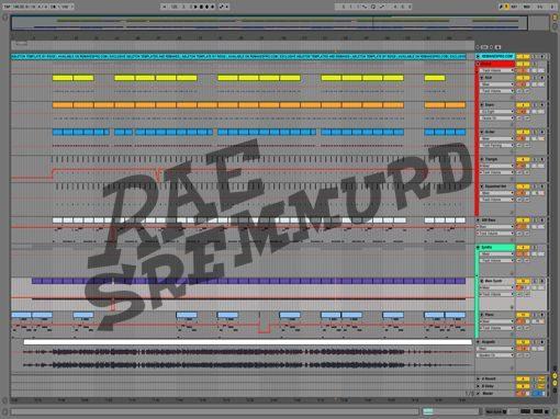 Rae Sremmurd - Black Beatles Ableton Remake