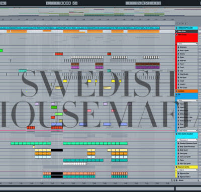 Swedish House Mafia - One Ableton Remake
