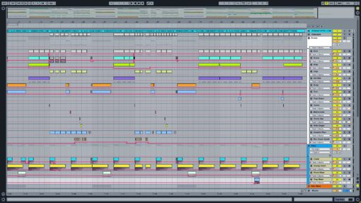 Screenshot of Flo Rida feat. Sage The Gemini and Lookas - GDFR Ableton Remake
