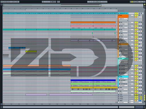 Zedd - Spectrum Ableton Remake