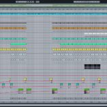 Deadmau5 & Kaskade – I Remember Ableton Remake Screenshot 2