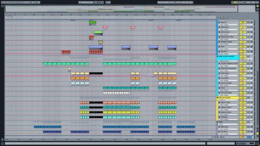 Screenshot of Swedish House Mafia - One Ableton Remake