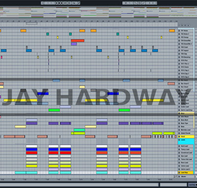 Jay Hardway - Wake Up Ableton Template