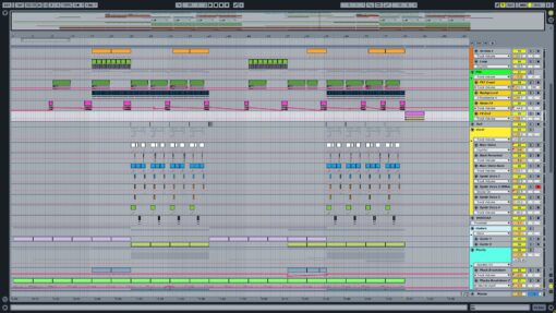 Screenshot of Mike Posner - I Took a Pill In Ibiza (Seeb Remix) Ableton Remake