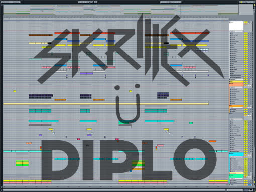 Jack U - Take U There Ableton Remake