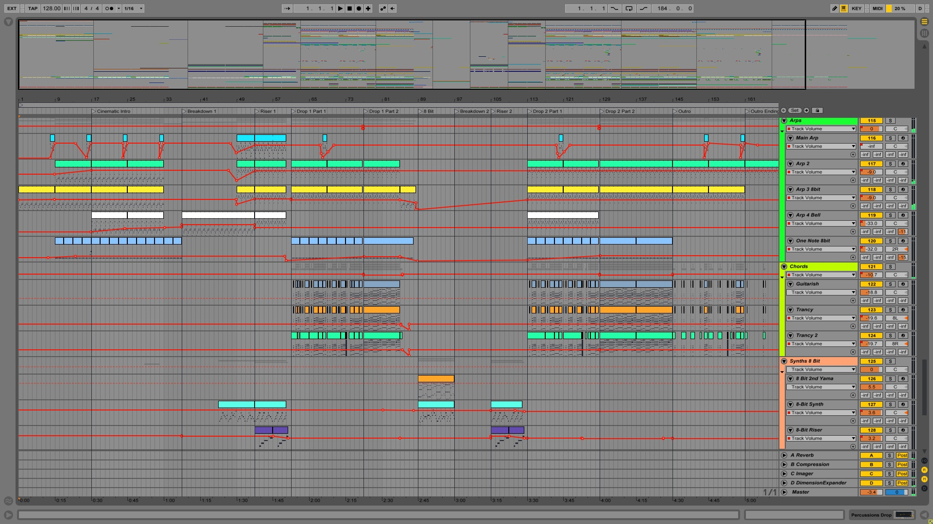 Lick Da Cat Dogfight In Ableton Live Exclusive Remakespro