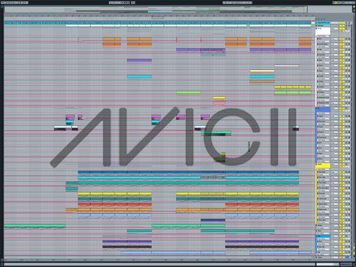 Avicii - Dancing in My Head Ableton Remake