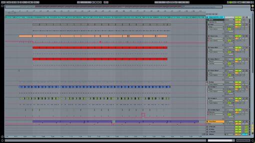Screenshot of Yung Lean - Yoshi City Ableton Remake