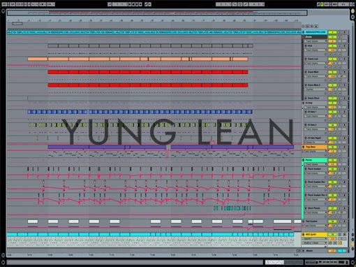 Yung Lean - Yoshi City Ableton Remake