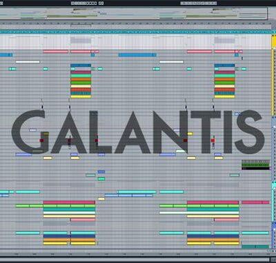 Galantis - Mama Look At Me Now Ableton Remake