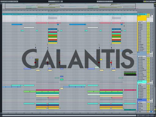 Ableton templates of Galantis - Mama Look At Me Now!