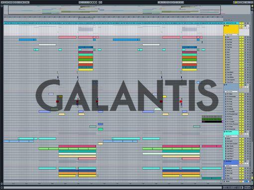 Galantis - Mama Look At Me Now Ableton Remake