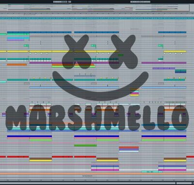 Marshmello & Anne-Marie - Friends Ableton Remake