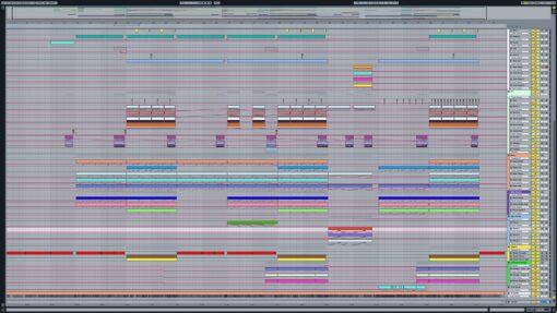 Screenshot of Marshmello & Anne-Marie - Friends Ableton Remake